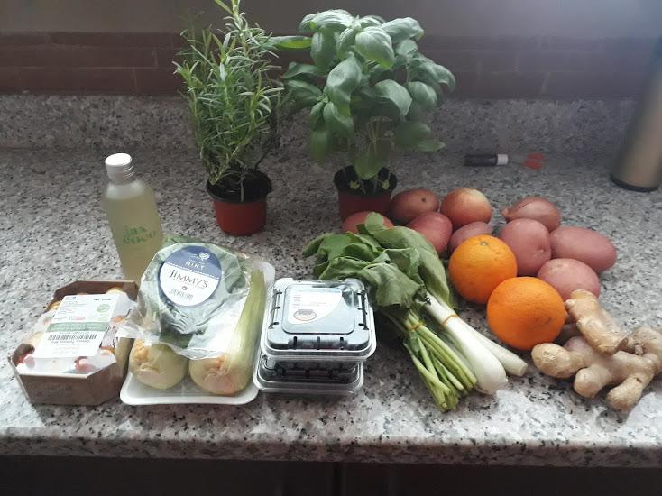 Katie Ayers - Ras al Khaimah, UAE - Grocery Service
