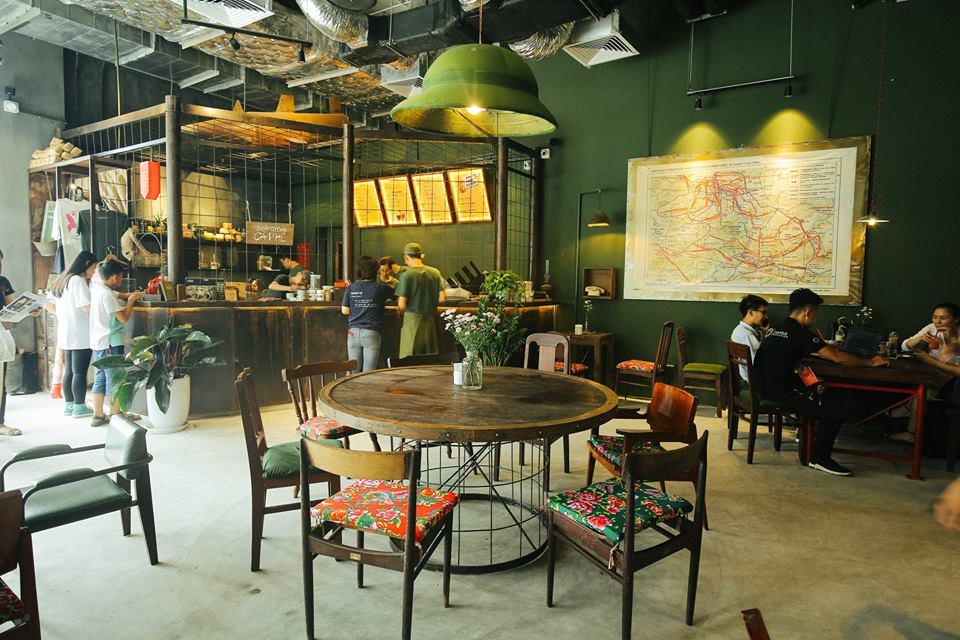 Laura Nalin - Ho Chi Minh City, Vietnam - Cong Caphe