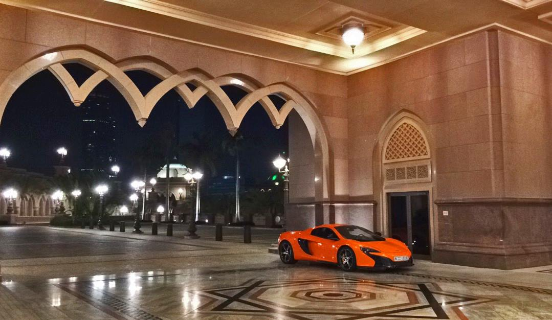 Nice cars in the UAE