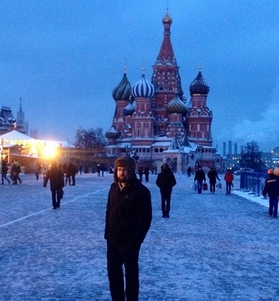 What is it like to teach English in Moscow, Russia?