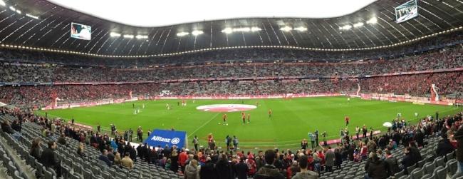 Bayern Munich soccer