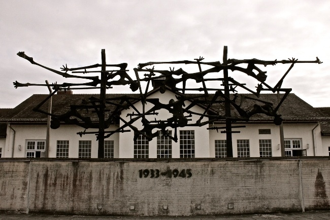 Visiting Dachau from Munich