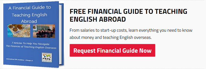 Top 5 countries to make the most money teaching english abroad top places for teaching english abroad new call to action fandeluxe Gallery