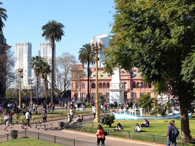 Argentina Teaching English