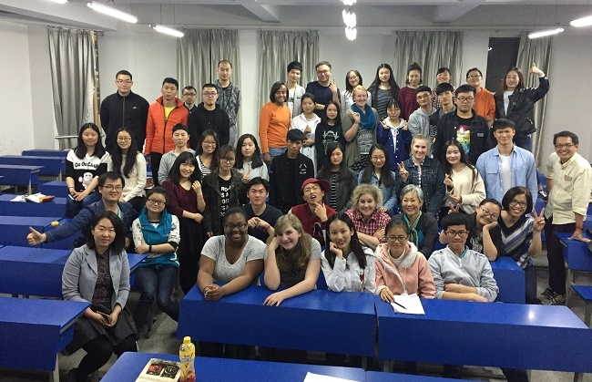 Earn your TEFL certification and teach English in China