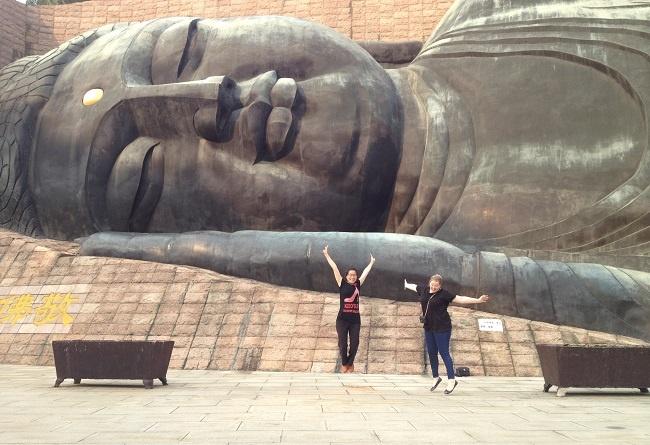 Teaching English online China
