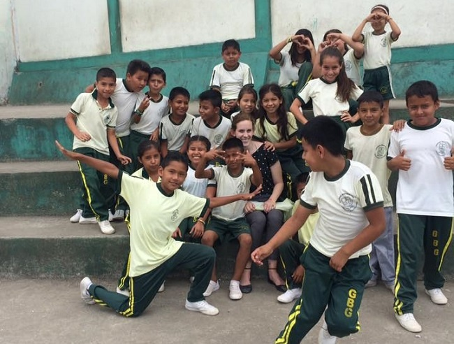 Teaching English in Ecuador Chile Latin America