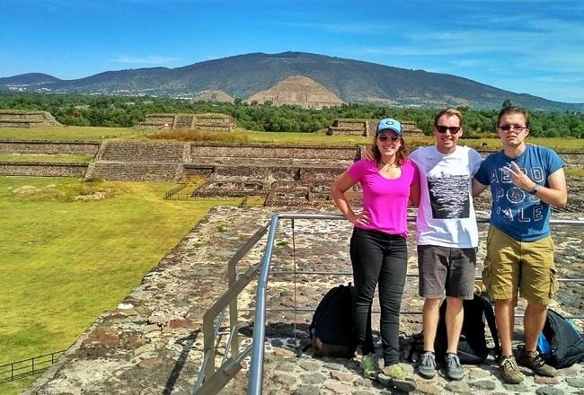Teaching English in MexicoTeaching English in Mexico