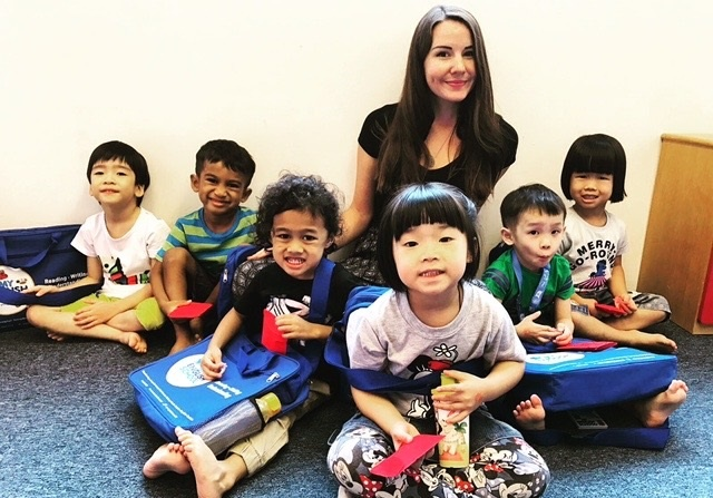 Teaching English in Singapore