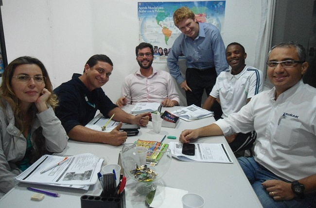 Teaching English in Brazil