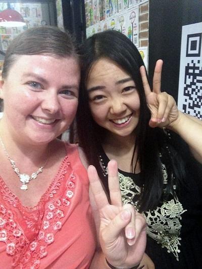 Teaching in China Nicole Perne