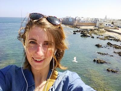Teaching English in France Jemimah James