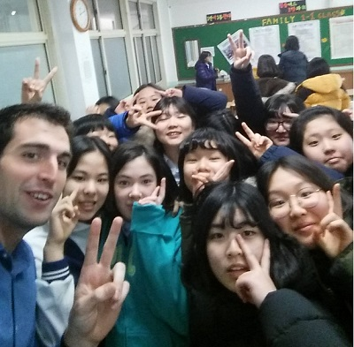 Teaching English in South Korea Ryan Thompson