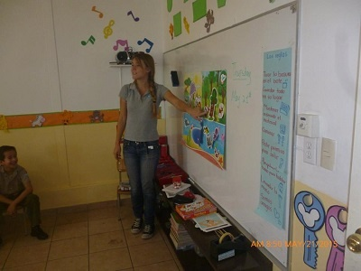 Teaching English in Mexico Ekaterina Nastina