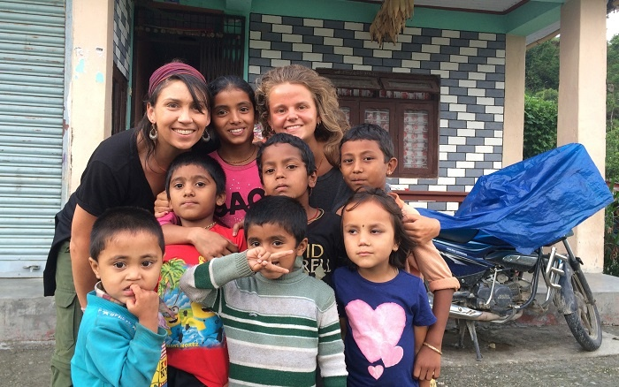 Nepal Teaching English