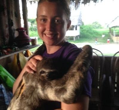 Teaching English in Peru Rachel Reger