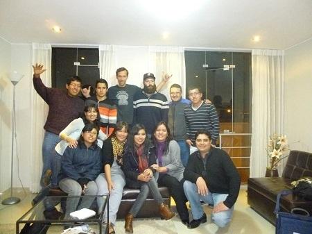 Teach English Peru