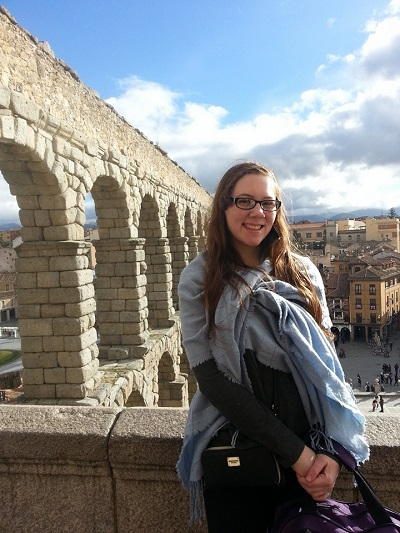 Rebecca Lostetter Teaching English in Russia
