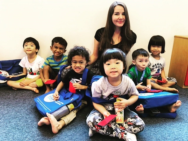Teach English in Singapore