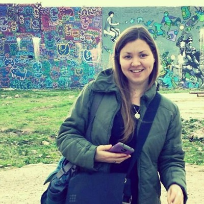 Lauren O'Rourke Teaching English in Spain