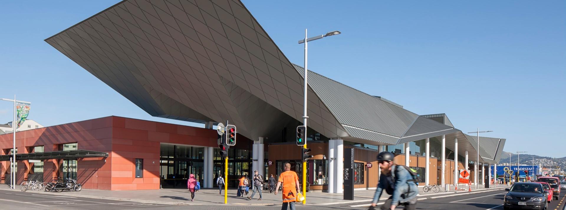 Christchurch Transport Exchange
