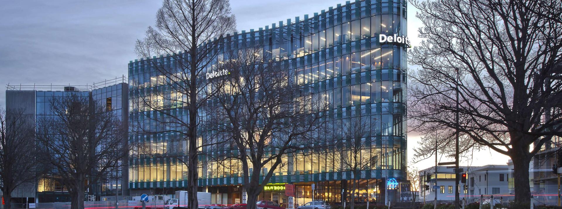Deloitte Christchurch