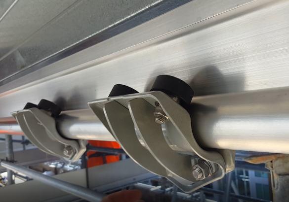Bomac Altrac - Trolleys Hanging