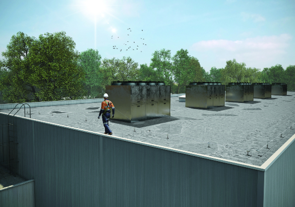 3M 8mm HLL - Rooftop