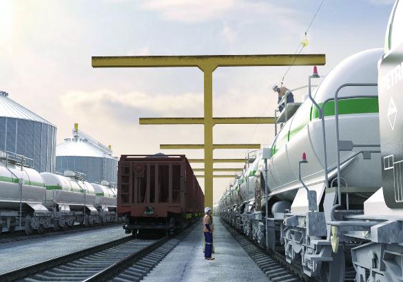 3M 8mm HLL - Railyard