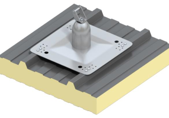 Kingspan Safepro2 Fixing Detail Render 585x410px