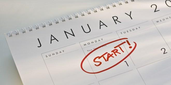 New Years Calendar