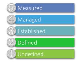 5 Levels of Grant Management Maturity