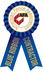 american fence association blue ribbon contractor hurricane fence