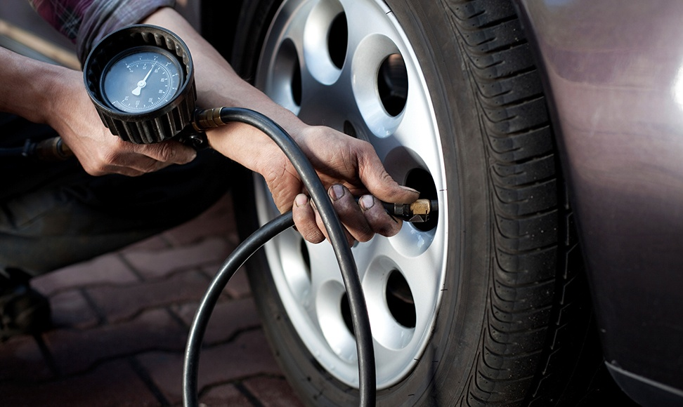 How to Ensure Your Tire Inflation is Just Right