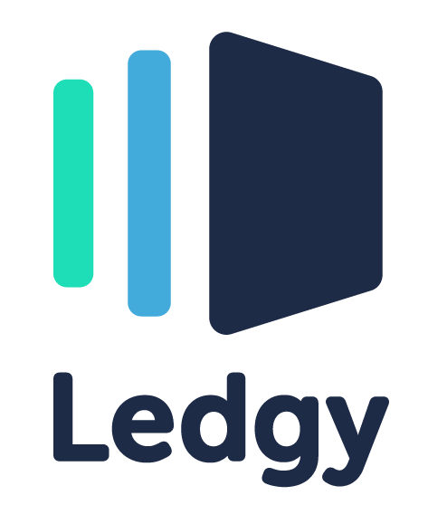 Ledgy full logo