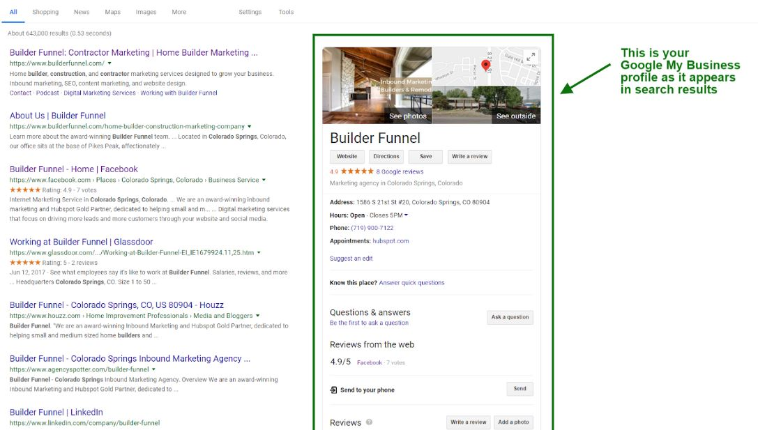 The Complete Guide to Google My Business for Home Builders
