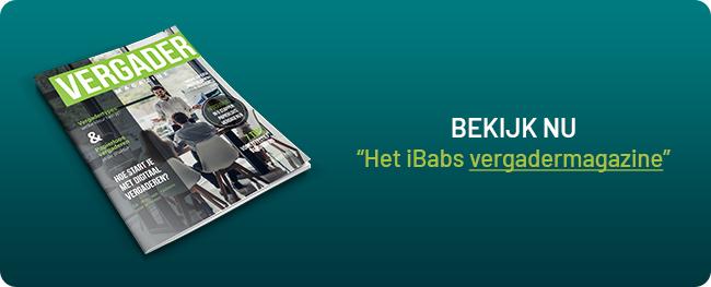 Het iBabs vergadermagazine – Magazine