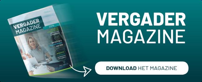 Vergader magazine – Magazine