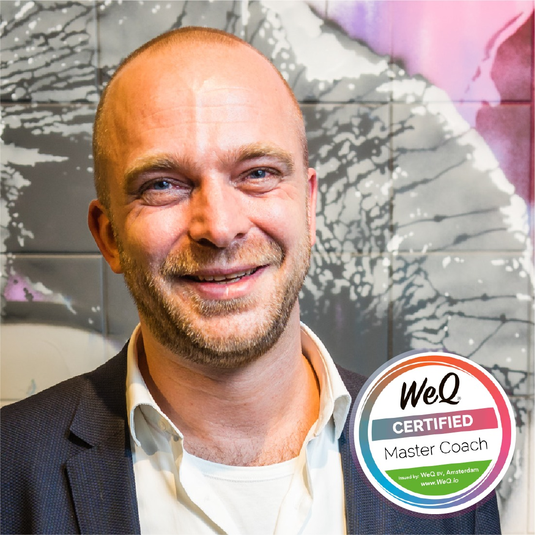 Maarten Uppelschoten WeQ