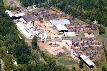 High Performance Lumber Mill in Lufkin, TX