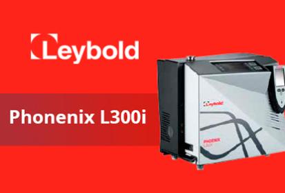 Introducción al detector de fugas Phoenix L300i