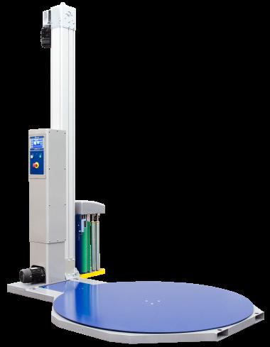 Emplayadora automática con de pallets con mesa giratoria CTT 300