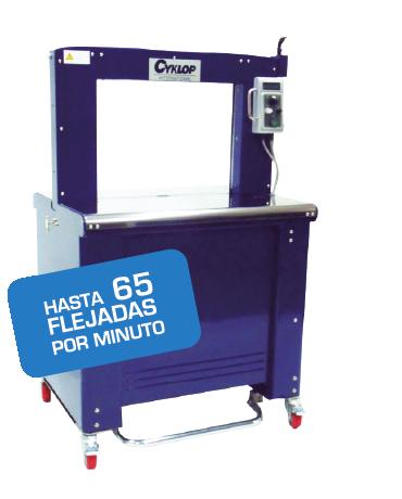 Flejadora automática AMPAG SPEED