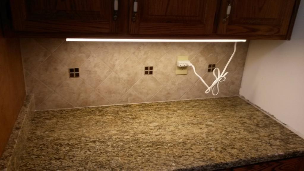 6x6 tile backsplash