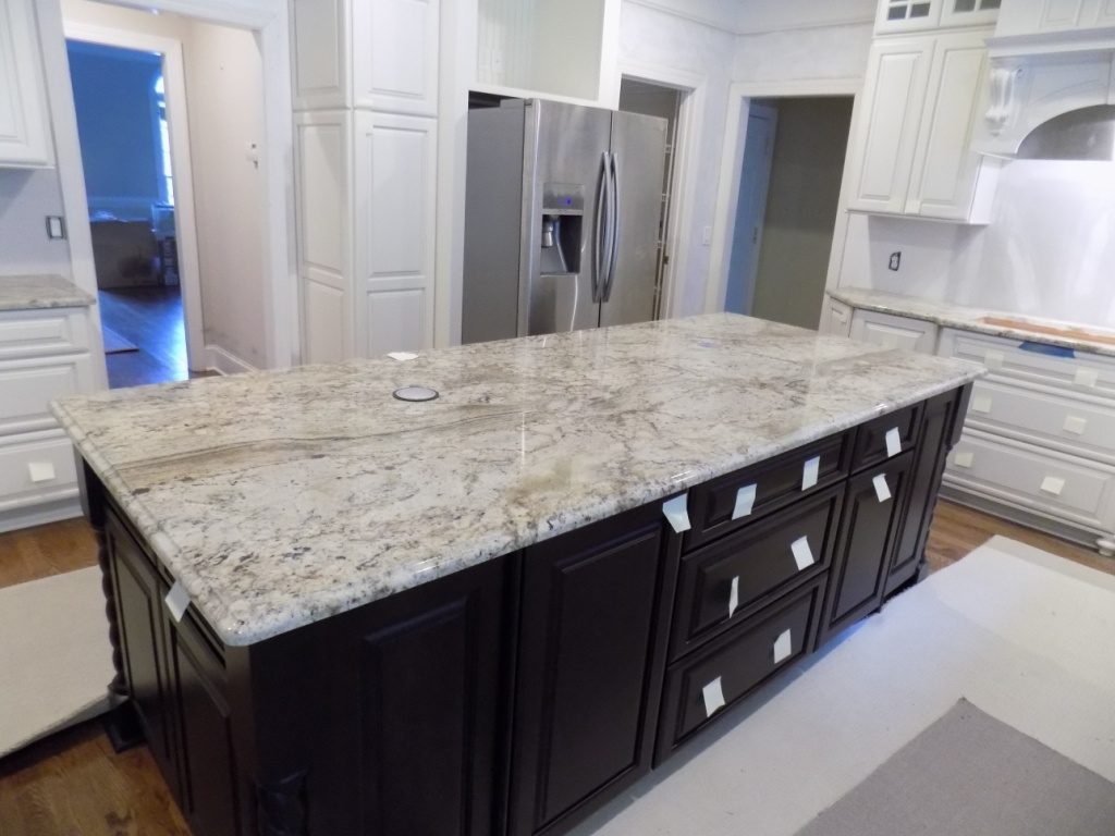 Typhoon Bordeaux Granite Countertops | Charlotte NC