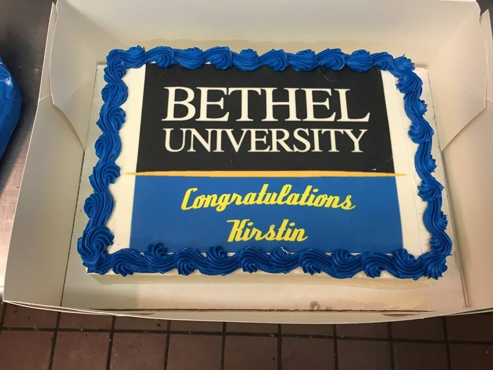 Graduation Cakes Keys Cafe Bakery 9 Twin Cities Metro Bakeries