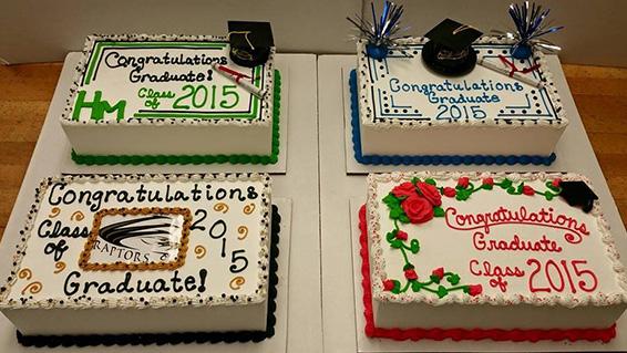 Graduation Cakes Keys Cafe Amp Bakery 9 Twin Cities
