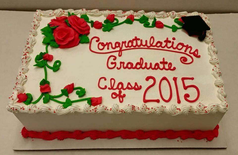 Graduation Cakes Keys Cafe Bakery 9 Twin Cities Metro Bakeries