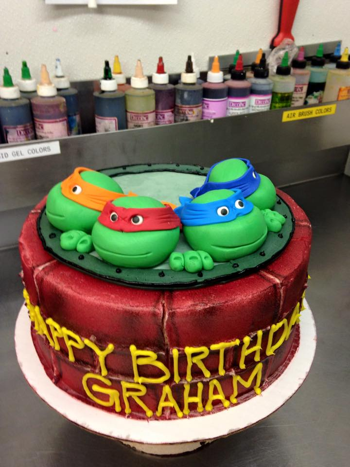 Twin Cities Bakeries Birthday Cakes