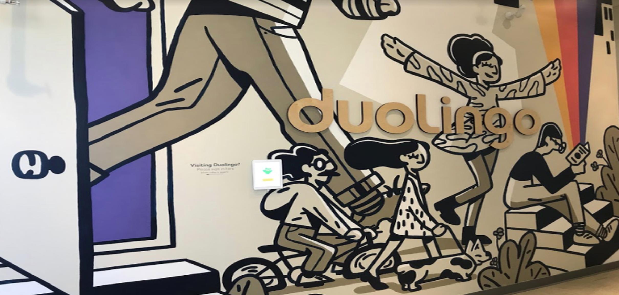 duolingo online leren Hubper